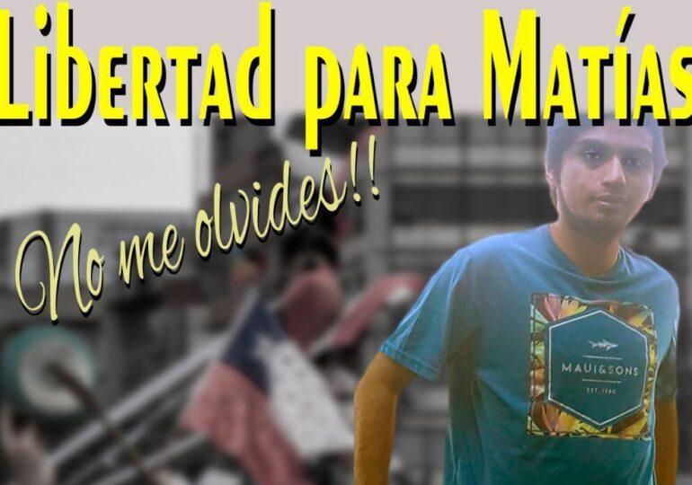 """Madre de Matías Rojas, preso del Estallido Social: """"Teníamos una condena anticipada"""""""