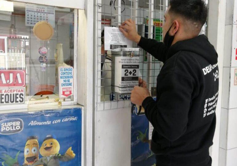 Alcancía comunitaria: La iniciativa de desafío 2+2  para financiar ollas comunes de Pudahuel