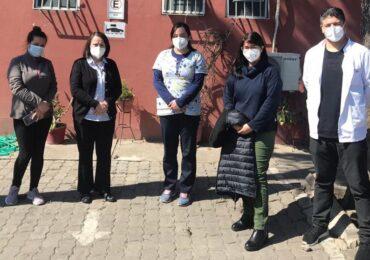Hogar Betania de Pudahuel: Esfuerzo y amor al servicio del adulto mayor en pandemia