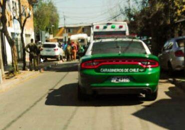Operativo policial terminó con escandalosa fiesta en plena cuarentena en Pudahuel