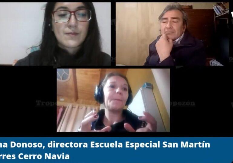 Otra arista olvidada en la educación: Escuela Especial de Cerro Navia denuncia abandono por parte de las autoridades