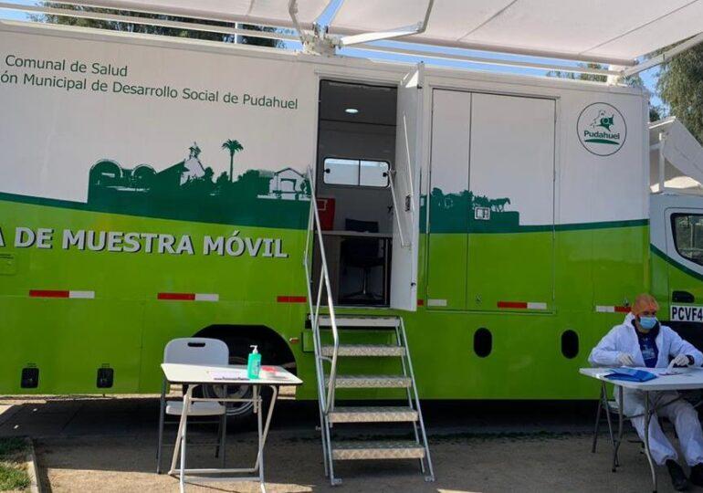 Testeo Masivo: La estrategia municipal para prevenir contagios de coronavirus en Pudahuel