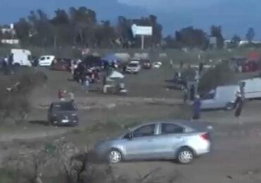 Desalojan sitio eriazo con más de 500 personas que celebraban de fiesta patrias en Pudahuel