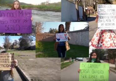 """Solas Nunca Más: El homenaje de """"Las Prendías"""" de Pudahuel a las mujeres víctimas de femicidio"""
