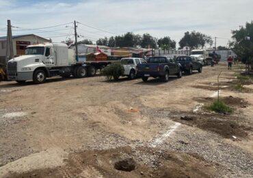 Vecina afectada por construcción en Pudahuel sur: Nos sentimos engañadas por el municipio