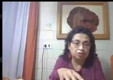María Arriagada, artesana: Si hablamos de calidad, cuero significa todo