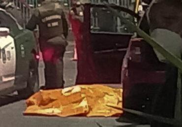 Hombre es abatido luego de intentar robar una casa en Pudahuel