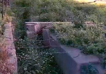 Encuentran mujer amarrada e inconsciente al interior de canal de regadío en Pudahuel Rural