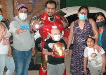 Se logra meta para el pequeño Alonso que padece una grave enfermedad en Pudahuel