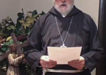 Mensaje del Arzobispo Celestino Aós por ataque a templos de Santiago