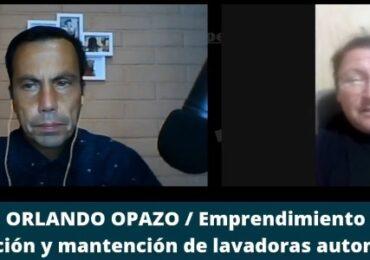 "Orlando Opazo, reparador de lavadoras: ""Gracias a mis clientes no he tenido problemas en pandemia"""