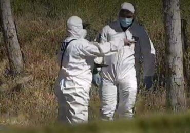 Encuentran cadáver de un hombre a un costado de la carretera en Pudahuel