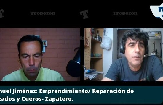 "Manuel Jiménez, zapatero: ""La crisis terminó matando a algunos negocios de calzados"""