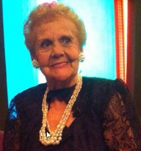 """Fallece Vicenta Soto, querida vecina de Pudahuel que era conocida como la """"Libertad Lamarque"""" chilena"""