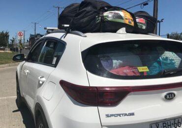 Delincuentes roban vehículo destinado a atención médica domiciliaria en Cerro Navia