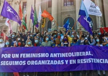 De comando a conglomerado: Lanzan el bloque Chile Digno Verde y Soberano