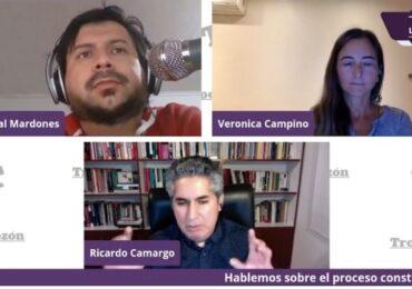 Verónica Campino y proceso constituyente: hay que escuchar a las personas y de ahí construir