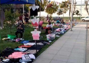 """Vecinos y vecinas de Pudahuel Sur invitan a su """"Feria de las Pulgas"""""""