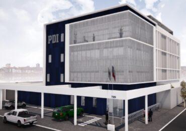 Nuevo Laboratorio de Criminalística de la PDI en Pudahuel estaría listo en junio