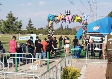 Municipalidad de Pudahuel aclara que fiesta en Espacio Brodway no tenía permiso y anuncia acciones legales