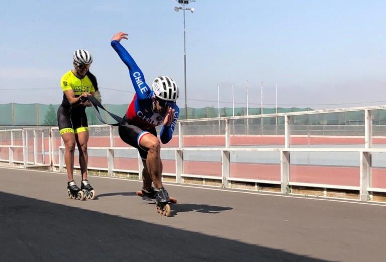 Lucatón: Pudahuelino Gonzalo Villablanca, deportista de Patín Carrera, necesita fondos para representar a Chile en Colombia