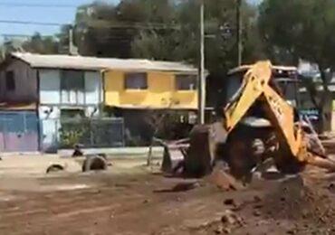 A pesar de la oposición de vecinos y vecinas: Comienza construcción de polémico proyecto habitacional en Pudahuel