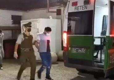 Oportuno aviso a carabineros permite la detención de seis delincuentes en Pudahuel