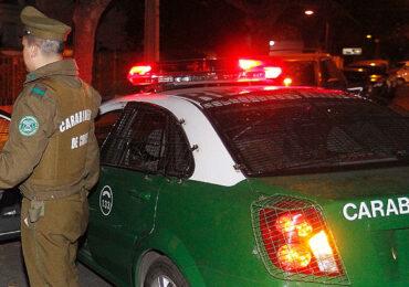 Más de 40 delincuentes intentaron robar bodega en Pudahuel