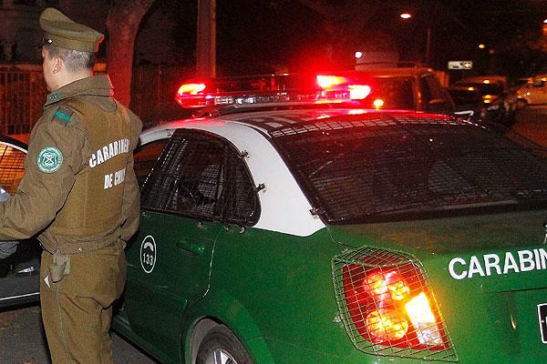 Detienen a autor confeso de matar a suegro en Pudahuel