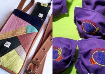 """Estefany Gamarra y su negocio de confección de bolsos: """"es un proceso de reinventarse día a día"""""""