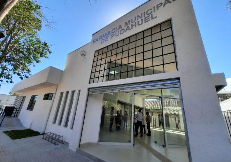 Pronta inauguración: Farmacias Municipales funcionarán desde el primer semestre 2021