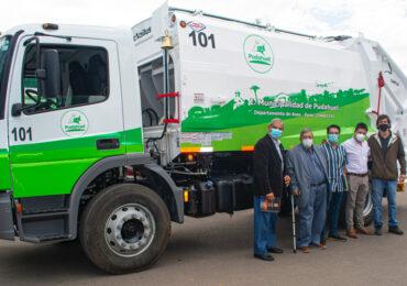 Transfich será la empresa que realizará la recolección y trasladado de basura domiciliaria en Pudahuel