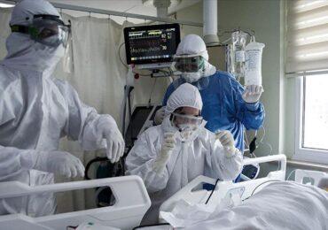 Pacientes internados por Covid menores de 39 años aumentaron en un 94,48%
