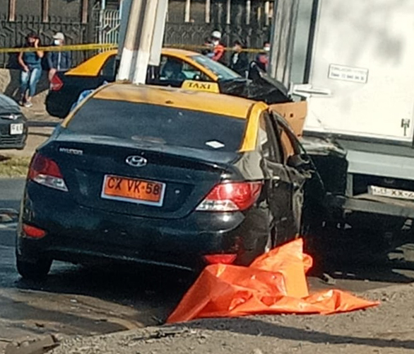 OS-9 de Carabineros captura a hombre acusado de asesinar a taxista en Pudahuel
