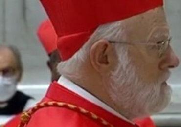 Cardenal chileno Celestino Aós es hospitalizado por Covid-19