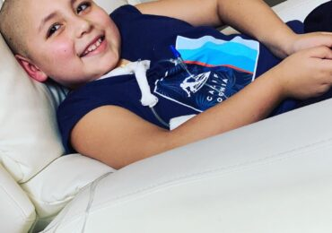 Una luquita de amor: La campaña que busca financiar grave enfermedad de niño de 8 años en Pudahuel