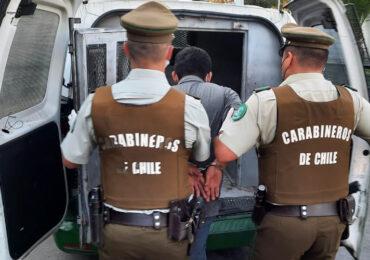 Robo por la fuerza a camión que transportaba cañerías de cobre deja un herido a bala en Pudahuel