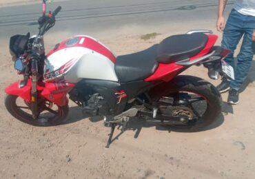 Vecino denuncia que perdió su moto luego de control de Carabineros y Militares en Cerro Navia
