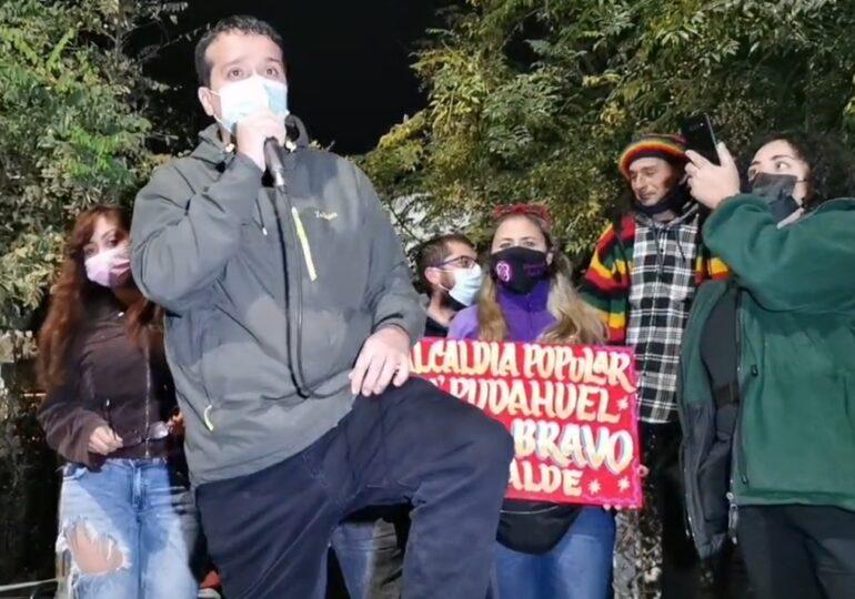 Histórico: Profesor Ítalo Bravo es el nuevo alcalde de Pudahuel