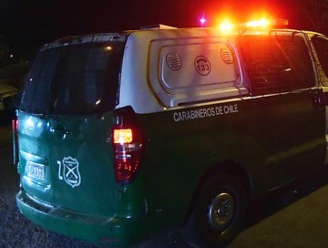 27 detenido por fiesta clandestina en Pudahuel