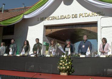 Ítalo Bravo como alcalde y diez concejales: Asumen nuevas autoridades en Pudahuel