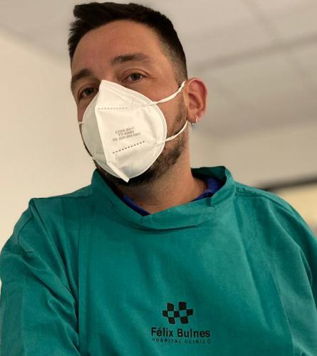 Enfermero del hospital Felix Bulnes de Cerro Navia fallece por causa del coronavirus