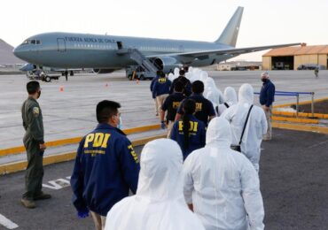 Gobierno realizó nuevas deportaciones desde el aeropuerto de Pudahuel