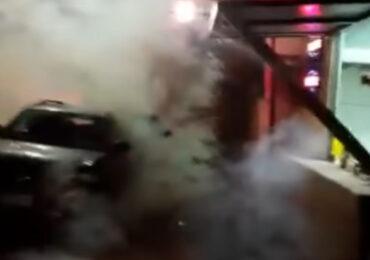 Bombas de ruido y fuegos artificiales durante velorio causa temor en vecinos de Pudahuel