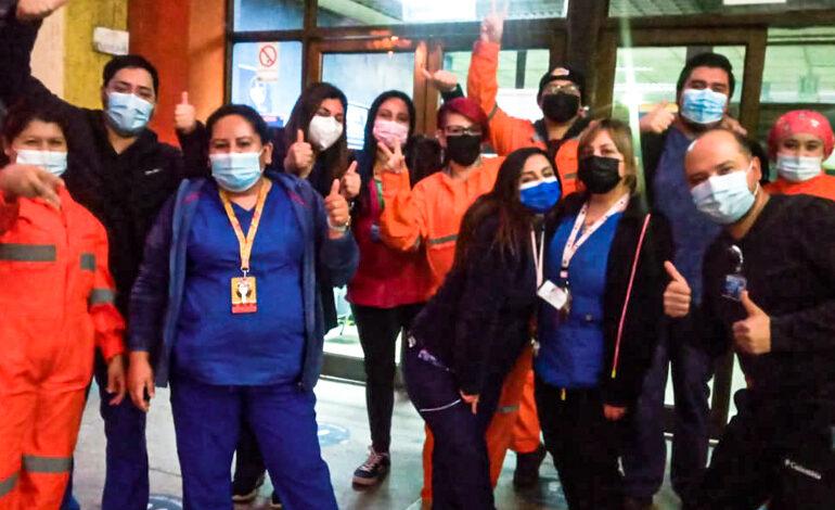 Incertidumbre de trabajadores y usuarios: SAR Violeta Parra seguirá funcionando solo hasta fines del 2021