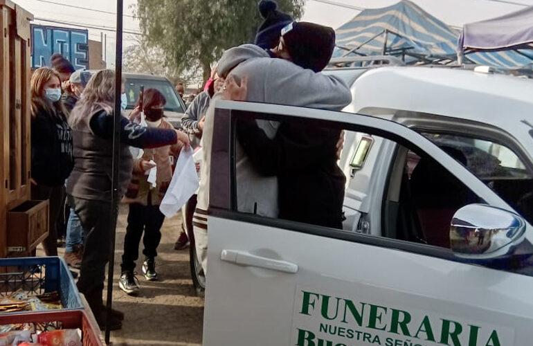 Lamentable: Fallece nuevo vecino y comerciante del persa Teniente Cruz por COVID-19