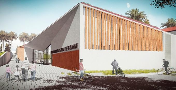 Nueva Biblioteca Municipal de Pudahuel podría reactivar trabajos