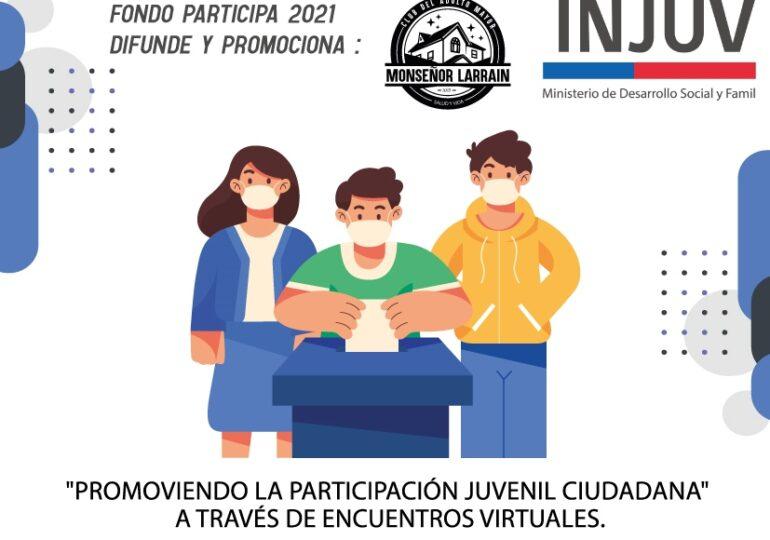 Proyecto promueve la inclusión entre adultos mayores y jóvenes en Pudahuel