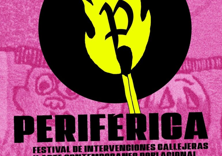 Este fin de semana concluye Festival Periférica con varias expresiones artísticas en Pudahuel