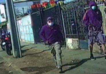 En prisión preventiva queda uno de los asesinos de David Cuevas en Cerro Navia